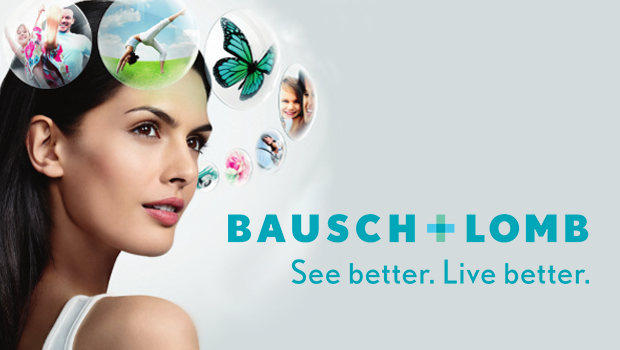 Giving Bausch & Lomb a try? We've got you covered with their popular contact lenses: SofLens, PureVision, ULTRA, BioTrue, and more. Their MoistureSeal, AerGel, and High Definition Optics technologies make sure your eyes stay comfortable while providing crisp vision.
