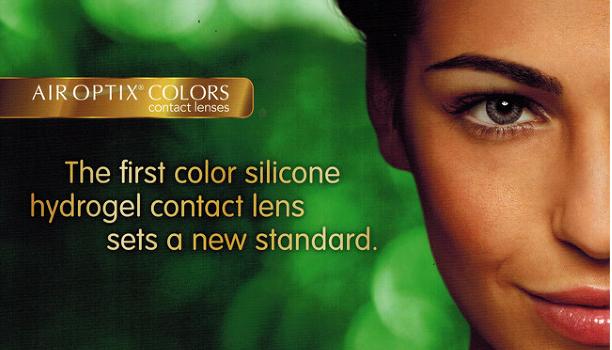 """Alcon Announces Air Optix """"Color Squad"""""""