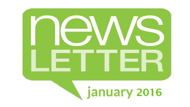 Perspectives Newsletter – January 2016