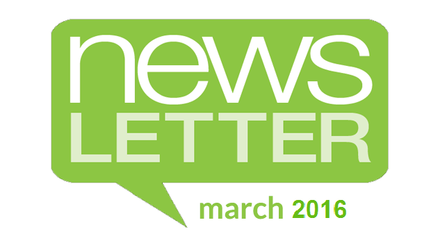 Perspectives Newsletter – March 2016