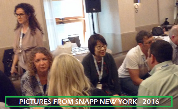 Pictures from the 2016 SNAPP New York National Meeting
