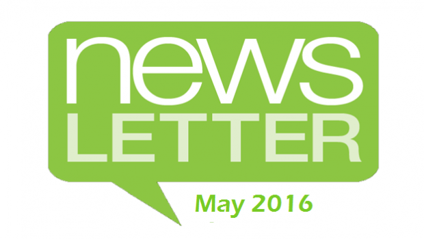 Perspectives Newsletter – May 2016