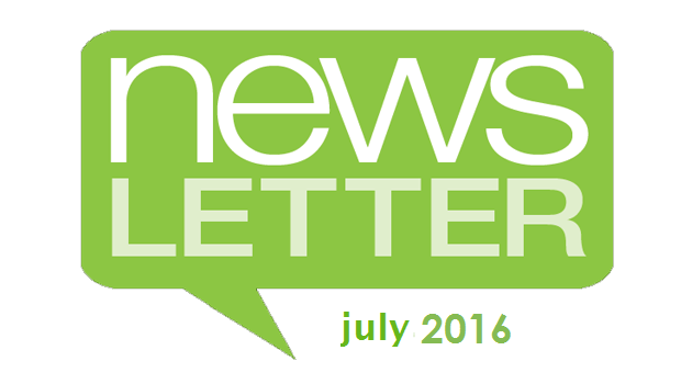 Perspectives Newsletter – July 2016