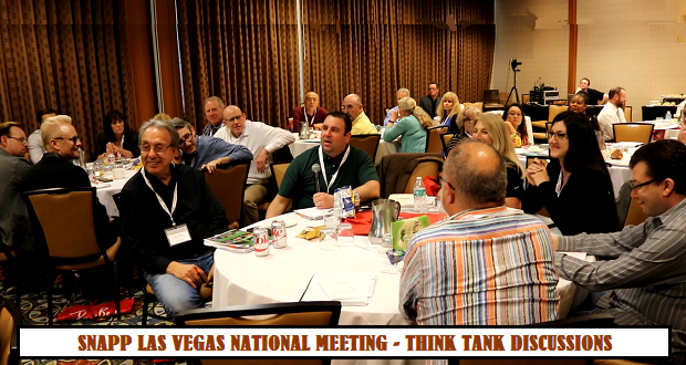 Think Tank Discussions – 2017 Las Vegas National Meeting