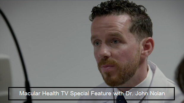 Macular Health Video with Dr. John Nolan