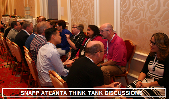 Think Tank Discussions – 2017 Atlanta National Meeting