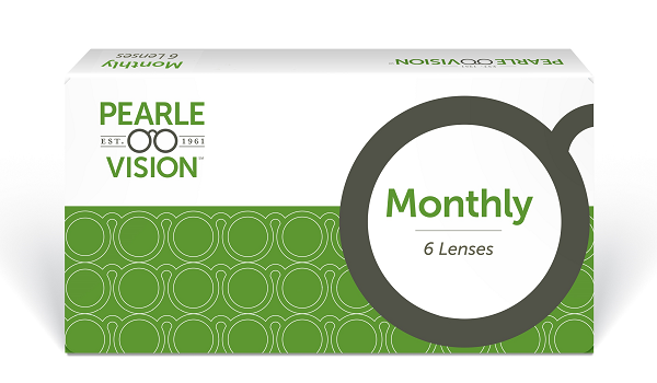 The New Pearle Vision Monthly CL from CooperVision