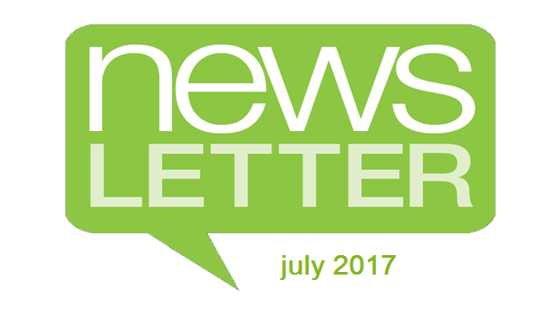 Perspectives Newsletter – July 2017