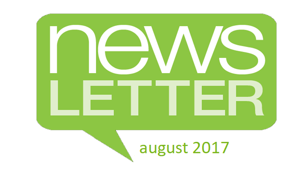 Perspectives Newsletter – August 2017
