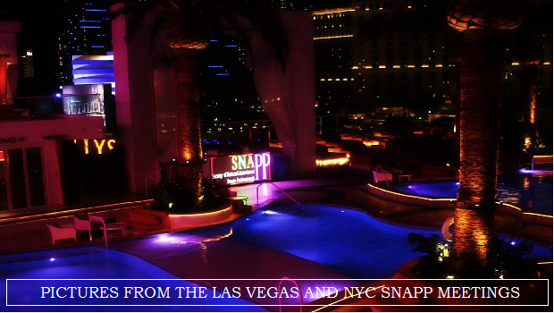Pictures From The SNAPP NYC and 2014 Las Vegas National Meetings