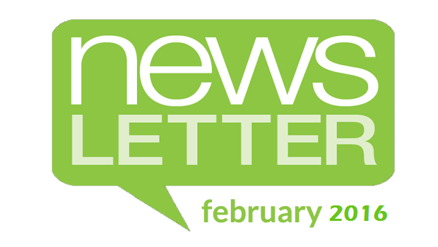 Perspectives Newsletter – February 2016