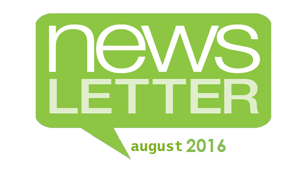 Perspectives Newsletter – August 2016