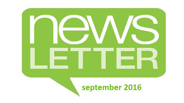Perspectives Newsletter – September 2016