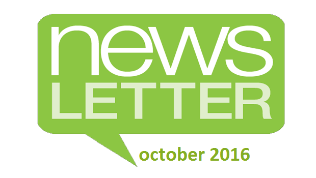 Perspectives Newsletter – October 2016