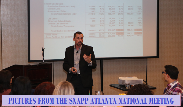Pictures From the SNAPP 2017 Atlanta National Meeting