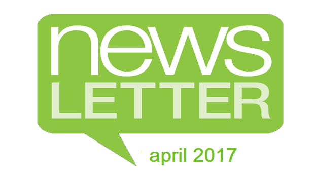 Perspectives Newsletter – April 2017