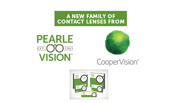 Pearle Vision Family of Contact Lenses from CooperVision