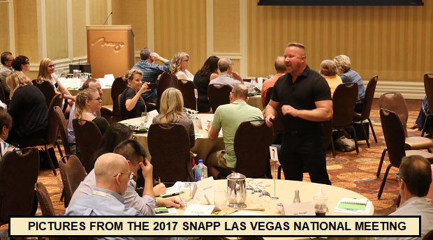 Pictures From the 2017 SNAPP Las Vegas National Meeting