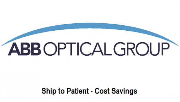 Ship to Patient – Cost Savings through ABB OPTICAL GROUP