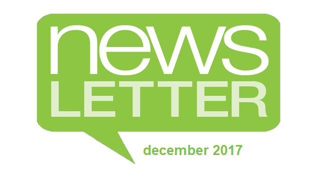 Perspectives Newsletter – December 2017