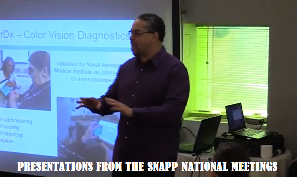 Presentations from the SNAPP National Meetings