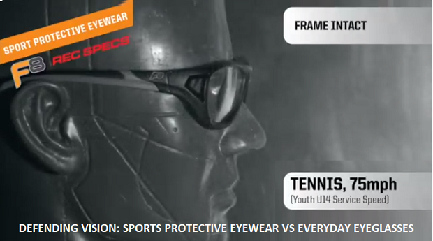 Defending Vision – Versus Series: Sport Protective Eyewear vs Everyday Eyeglasses