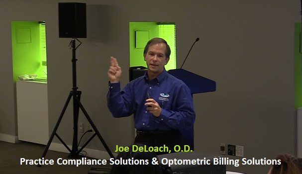 PCS Compliance and OBS Billing Services from Joe Deloach, O.D.