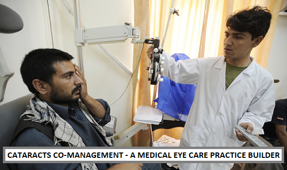Cataracts Co-Management – A Medical Eye Care Practice Builder