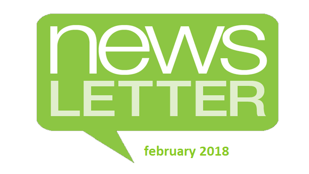 Perspectives Newsletter – February 2018