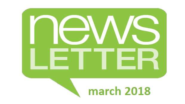 Perspectives Newsletter – March 2018