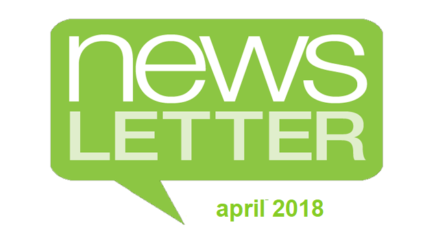 Perspectives Newsletter – April 2018