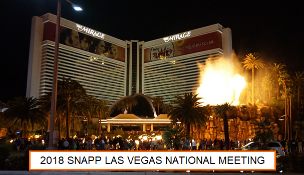 2018 SNAPP Las Vegas National Meeting – Information and Registration