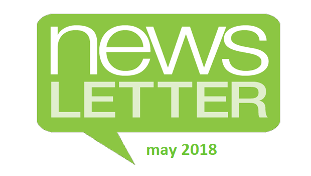 Perspectives Newsletter – May 2018