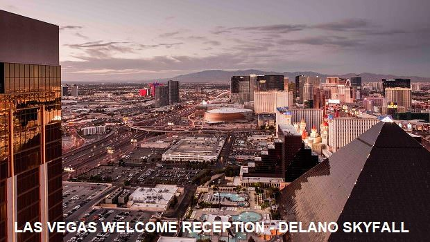 SNAPP LAS VEGAS WELCOME RECEPTION – DELANO – SKYFALL NIGHTCLUB