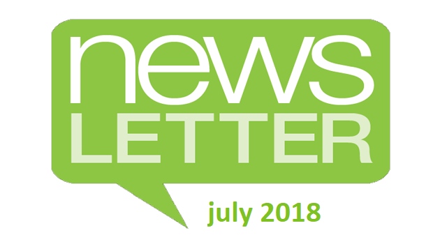 Perspectives Newsletter – July 2018