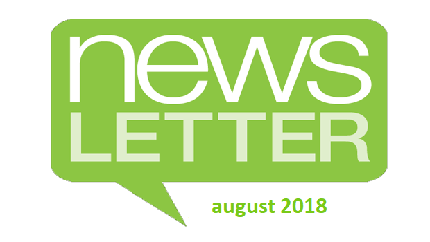 Perspectives Newsletter – August 2018