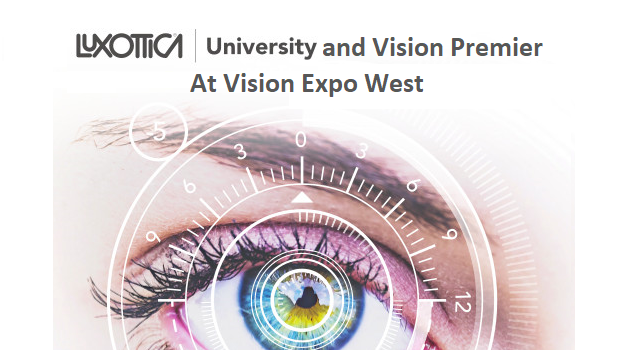 Luxottica Vision Premiere and Luxottica Academy at Vision Expo West
