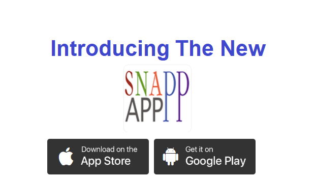 Introducing the New and Improved SNAPP APP