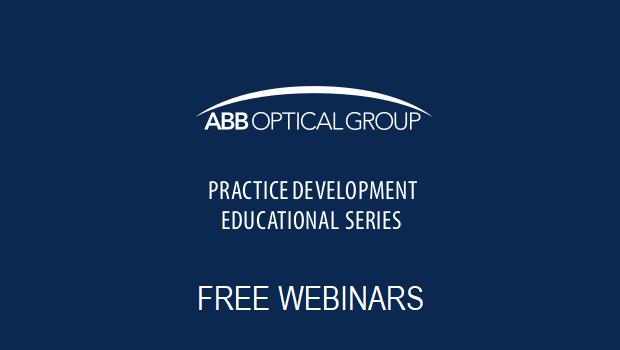 ABB OPTICAL GROUP – Free Webinar Series